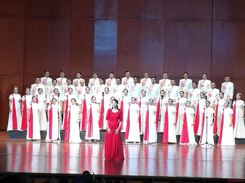 达州幼师学校勇夺达州市2018年合唱艺术比赛院校组第一名